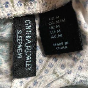 Cynthia Rowley Intimates & Sleepwear - Sleep shorts by Cynthia Rowley